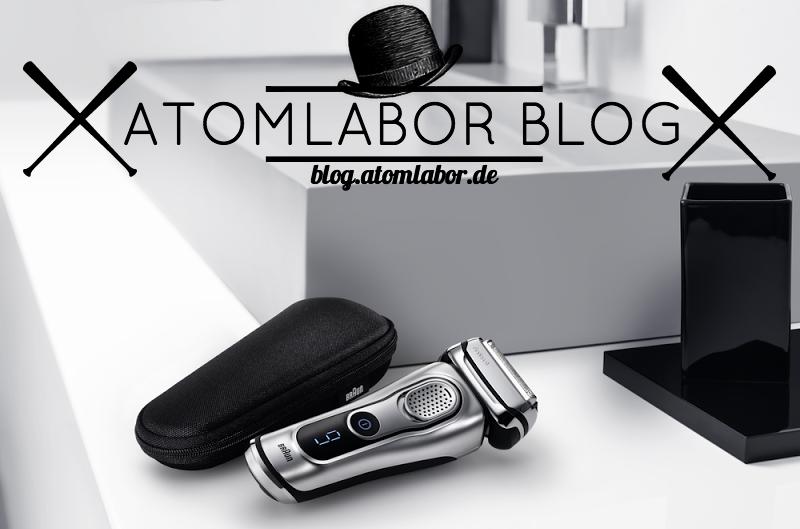 Blogparade: Die Braun 'Perfektion bis ins Detail' Blogparade | 5 Fragen - 5 Antworten aus dem Atomlabor Blog - Lifestyle für den Mann