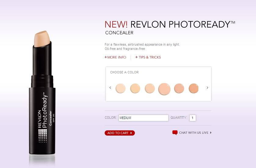 Xiao Vee: Indonesian Beauty Blogger: Revlon PhotoReady Concealer ...