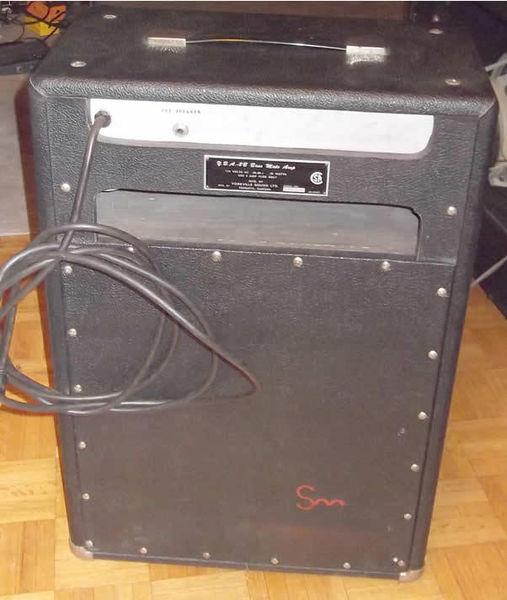 Vintage Traynor tube amp: should i keep it? TalkBasscom