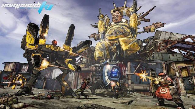 Borderlands 2 PC Full Español Skidrow 2012