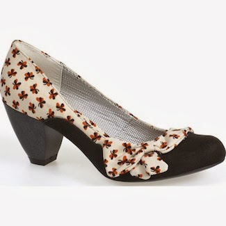 Sponsored Shoe of the Week: Ruby Shoo Ava