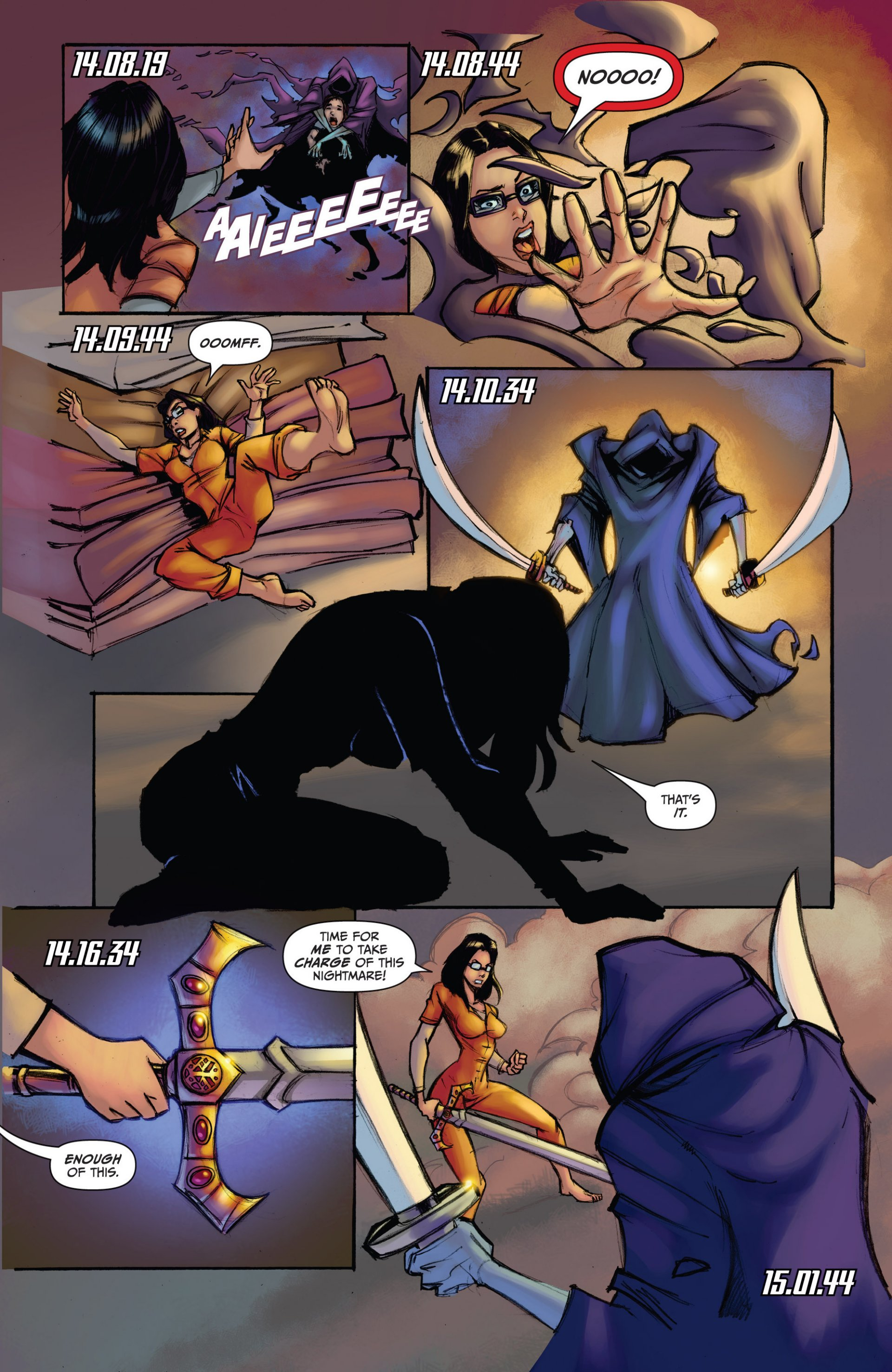 Grimm Fairy Tales (2005) Issue #78 #81 - English 18