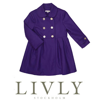 LIVLY Lisa Coat ( Princess Estelle)