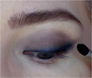 Czekoladowe Smokey Eyes