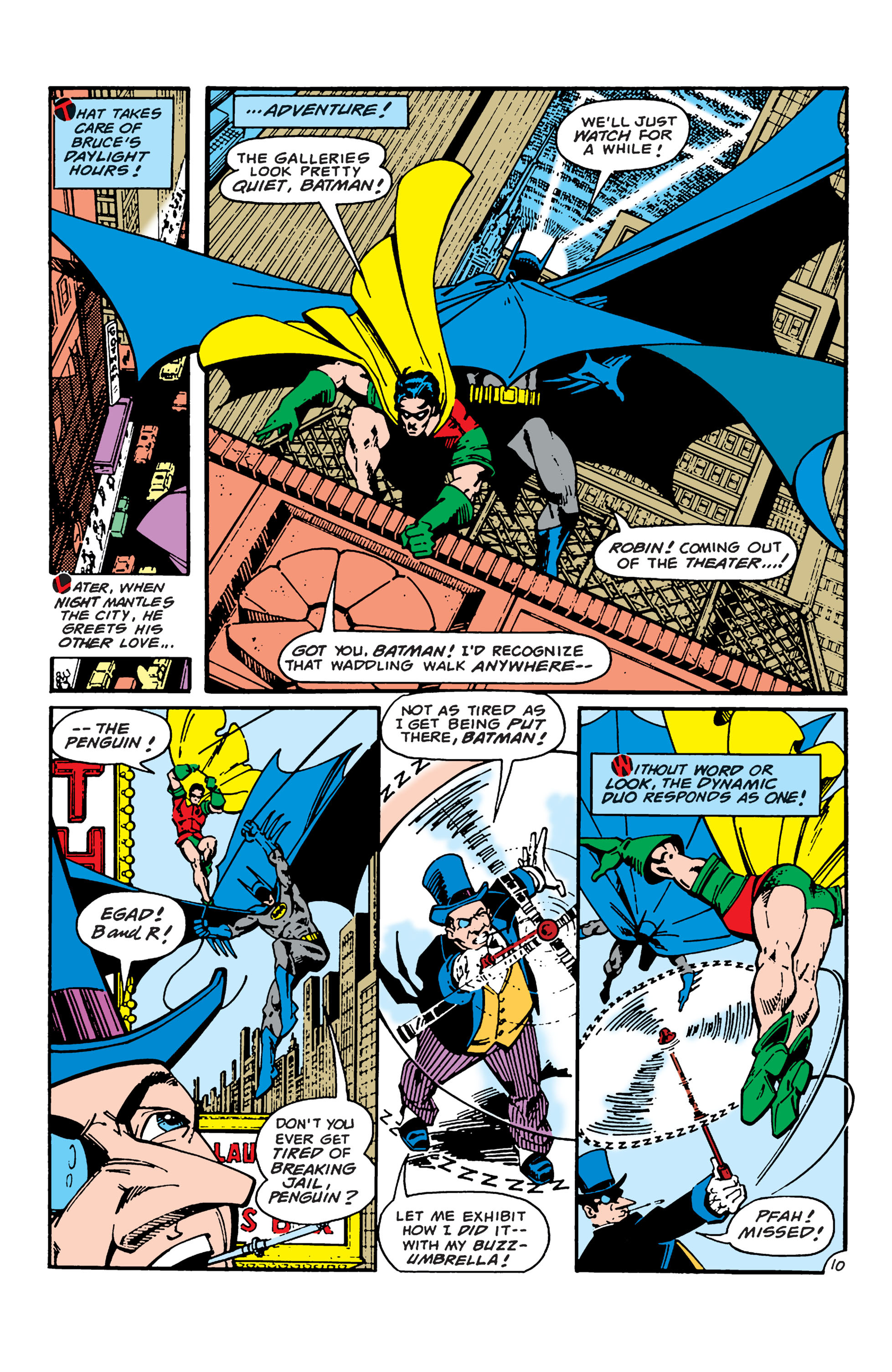 Detective Comics (1937) Issue #473 Page 11
