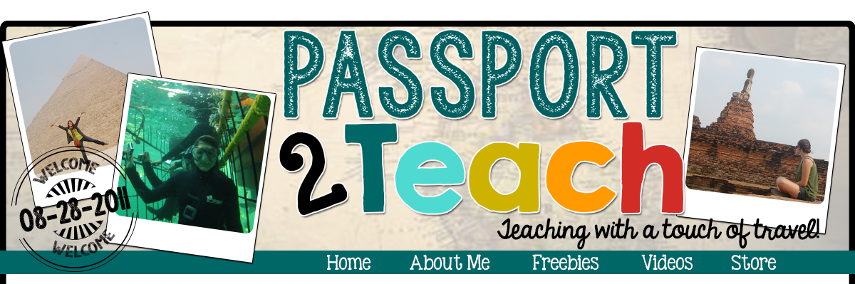 Passport2Teach