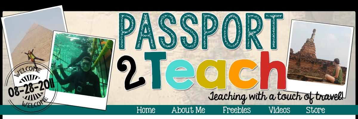 Passport2Teach