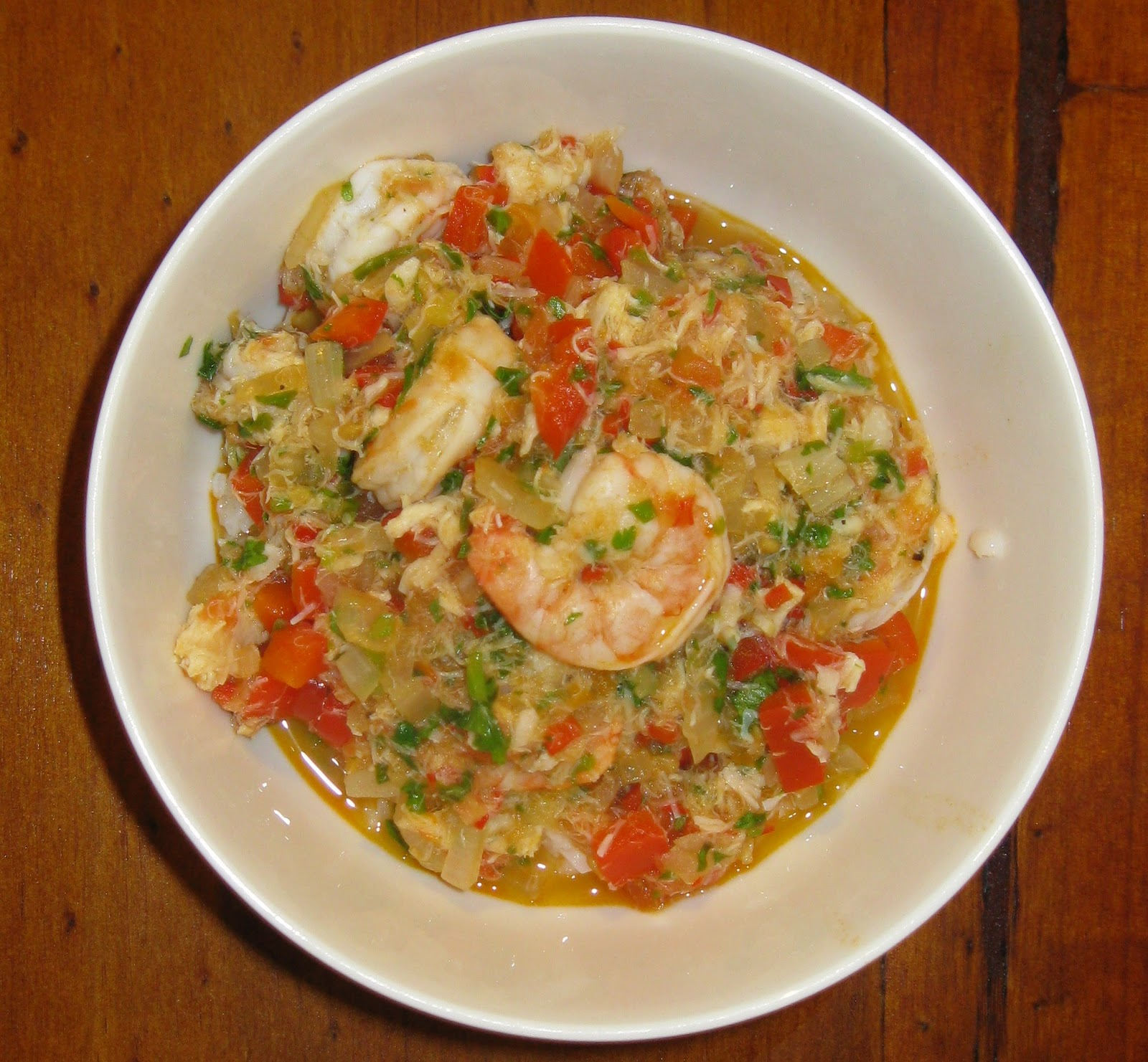 Spicy red fish stew recipe dishmaps for Red fish recipe