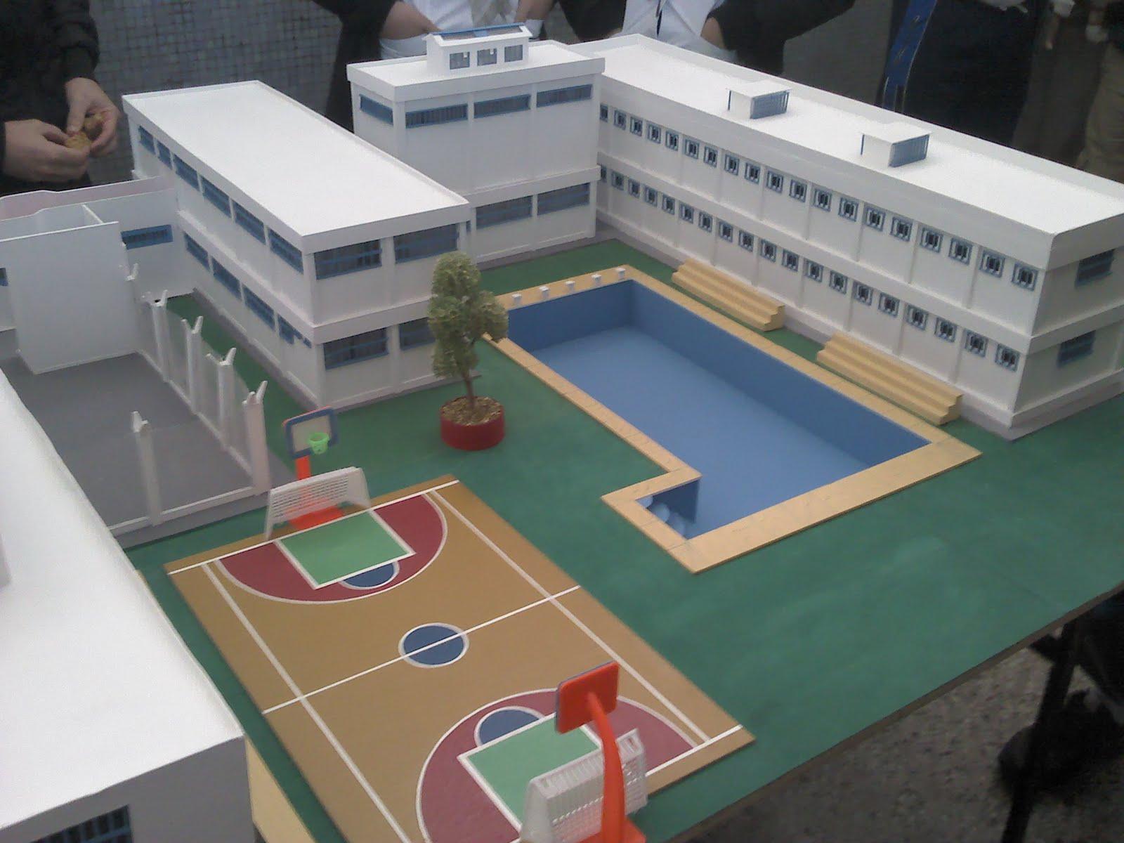 Eempa n 1316 y escuela primaria n 2001 obra de teatro for Como construir una pileta de natacion de material