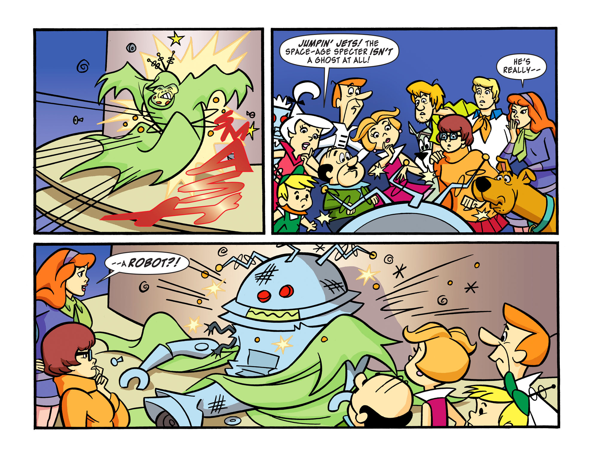 Read online Scooby-Doo! Team-Up comic -  Issue #16 - 14