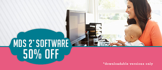 MDS 2 Software 50% off