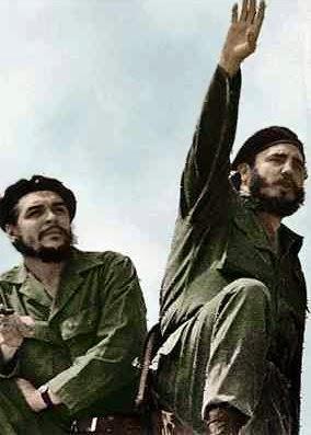 Viva la Revolución Cubana 1953-1959