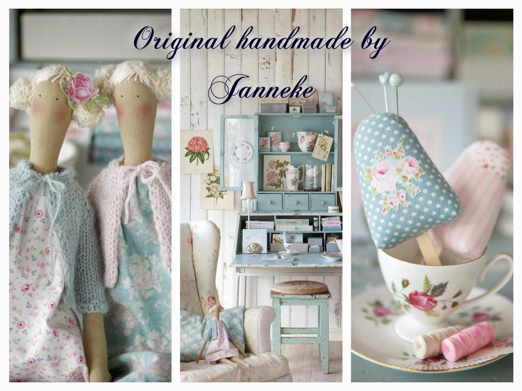 Original handmade by Janneke