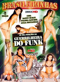 sexo As Mil Posições da Guerrilheira do Funk   Assistir Online online