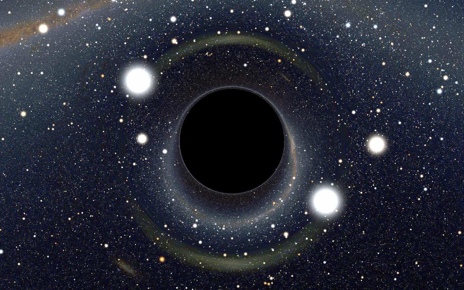 satellite images of black hole - photo #31