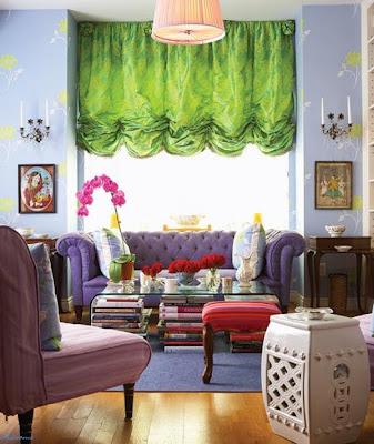 Ideas de dise o de living room bohemios c mo arreglar for Ideas para arreglar la sala