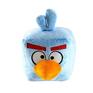 Angry Birds space plush doll