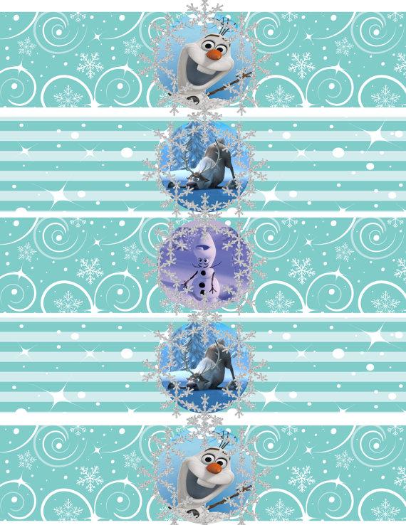 Frozen Invitation Printable with luxury invitation ideas