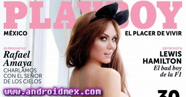 banner Vivian Cepeda - Playboy Mexico