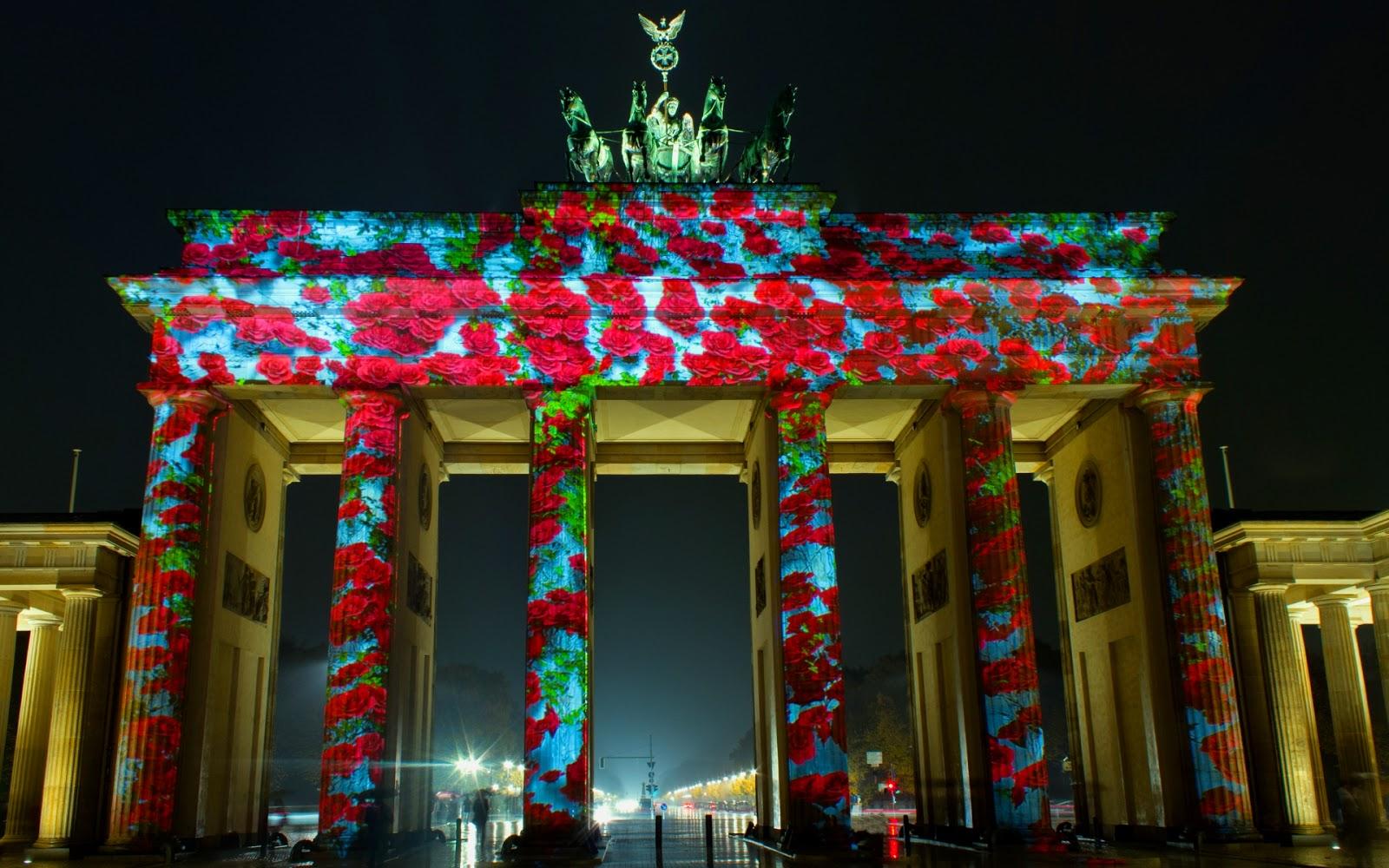 artistic festival of lights berlin hd wallpaper ~ hyip bitz - hyip