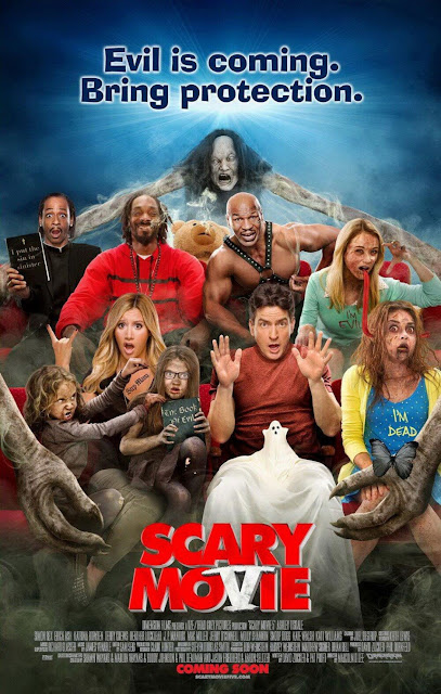 Scary Movie 5 2013 Full Watch Free DVD RIP Movie Online