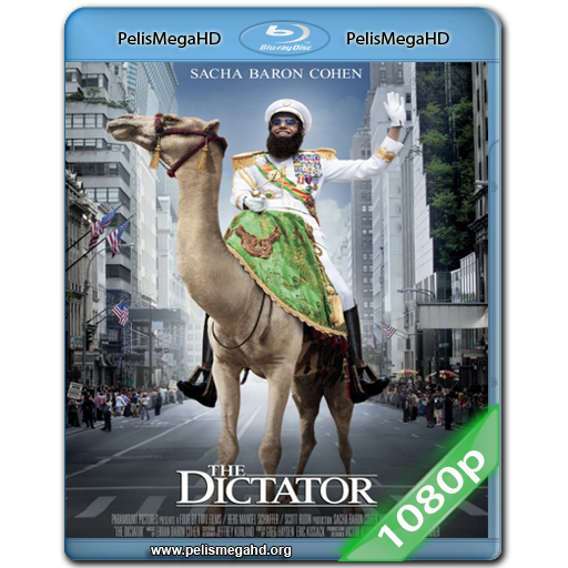 EL DICTADOR (2012) FULL 1080P HD MKV ESPAÑOL LATINO