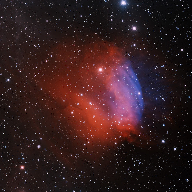 Planetary Nebula Sh2-174