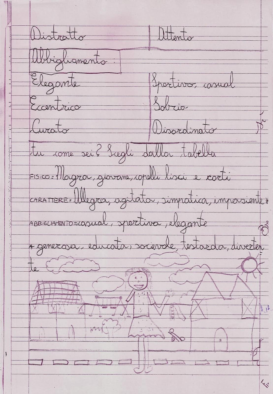 Maestra di tutto un po 39 lingua italiana for Parole con sche e schi
