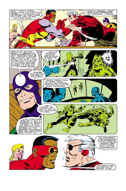 Captain America (1968) Issue #317 #245 - English 10