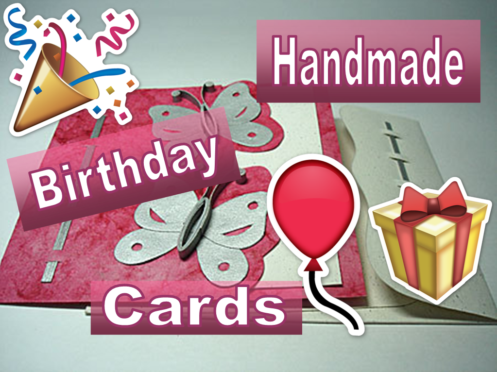 simple homemade birthday gifts easy pop up birthday card diy