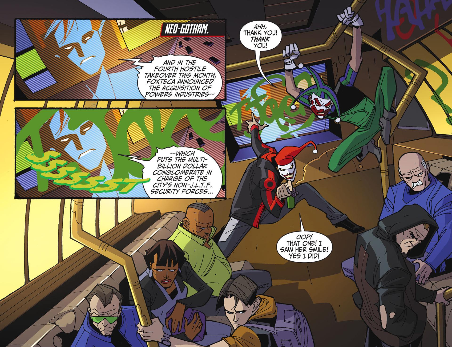 Batman Beyond 2.0 #17 #24 - English 3
