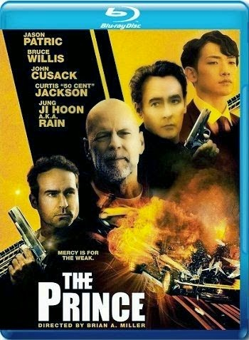 The Prince 2014 Dual Audio 720p BRRip 700MB