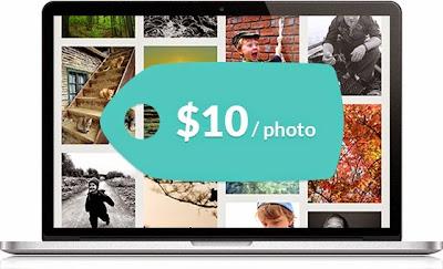 Aplikasi Android jual foto