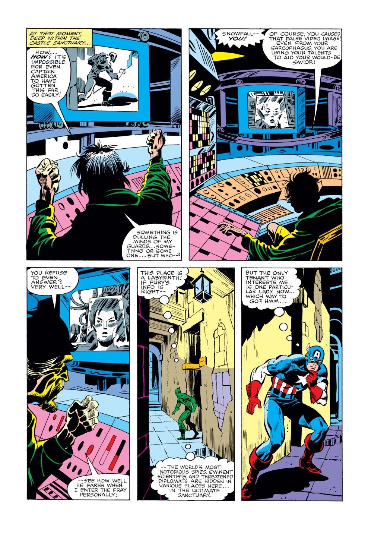 Captain America (1968) Issue #239 #154 - English 7