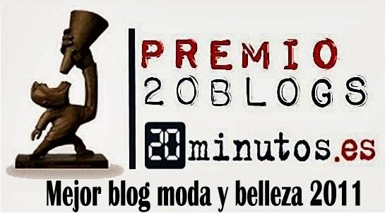 MEJOR BLOG MODA Y BELLEZA 2011