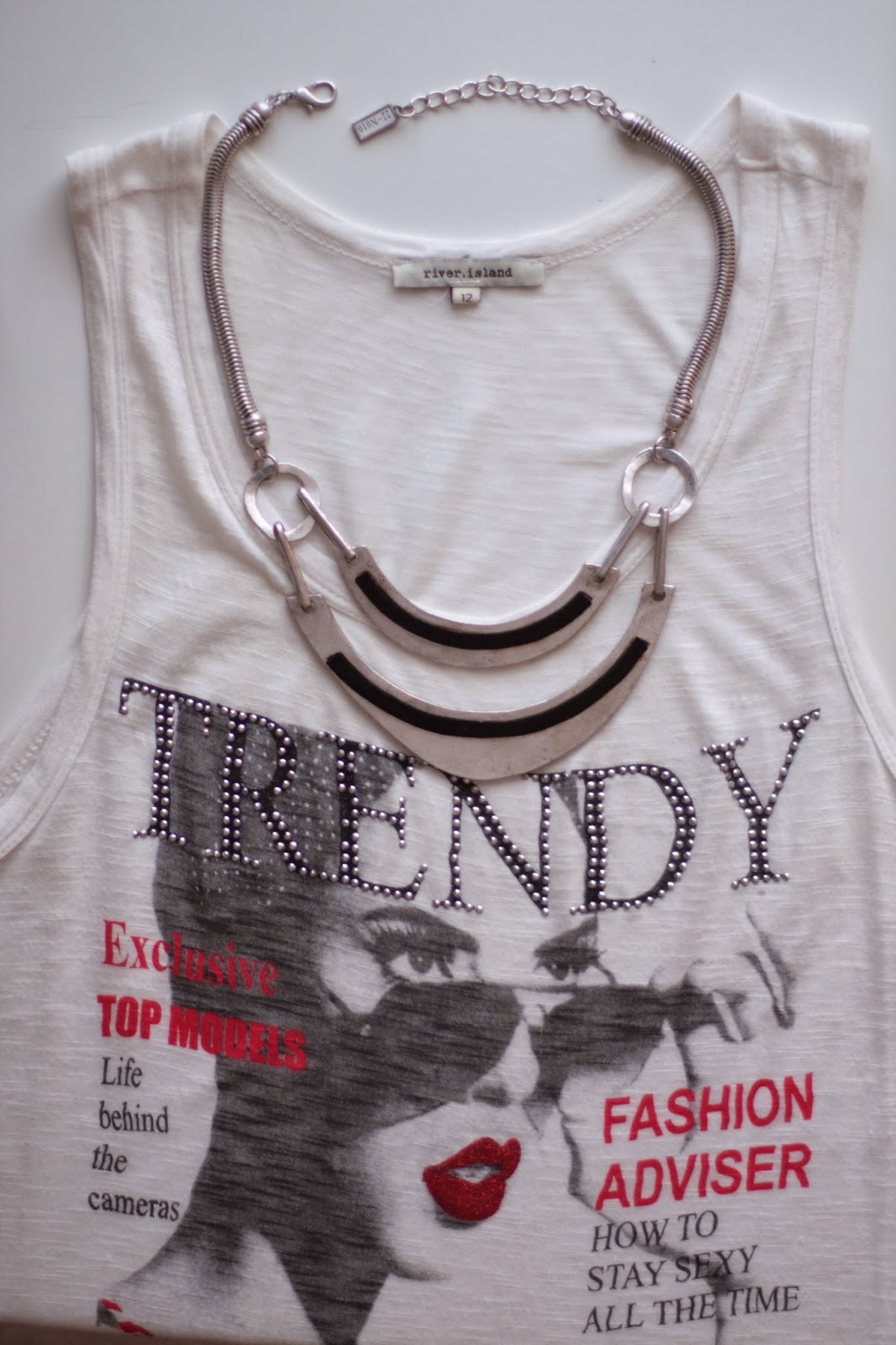 Funky necklace giveaway