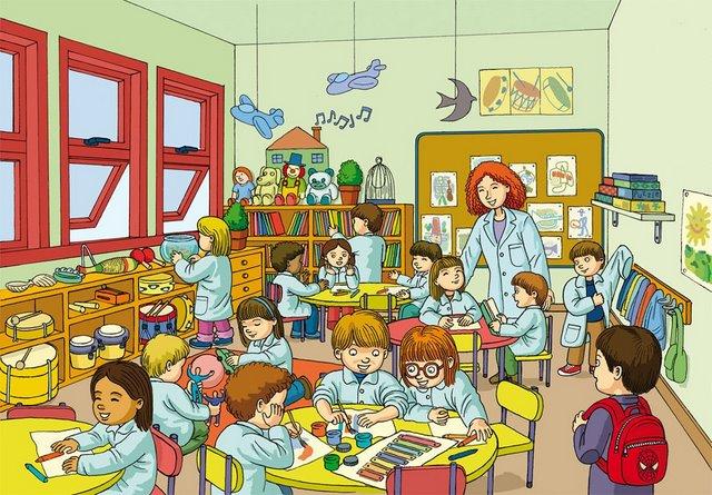 """Baños Kinder Medidas:experiencias en el preescolar: PREESCOLAR """"INSTITUTO MEXICO – INGLES"""""""