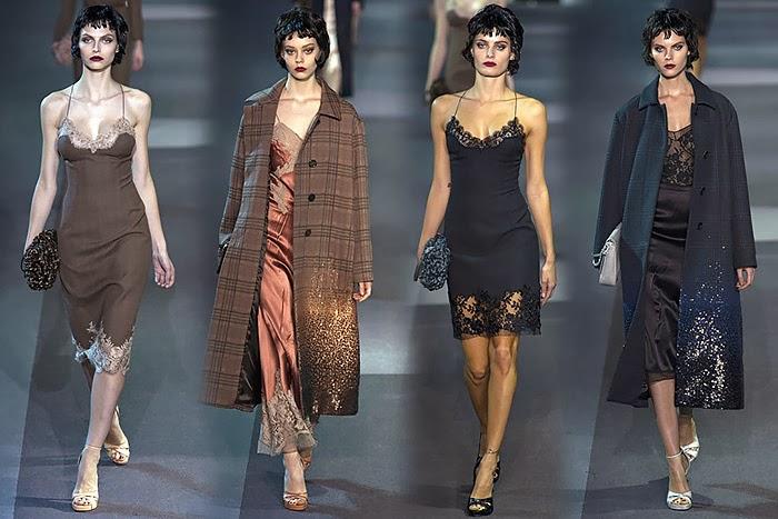 slip, lingerie dress, fall 2013, fashion trend, Louis Vuitton