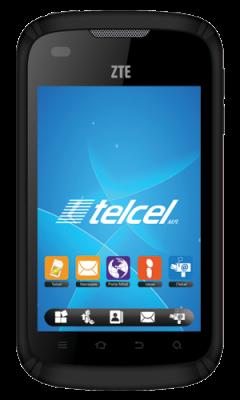 Telcel T20 ZTE