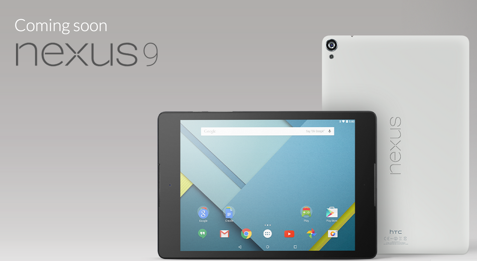 Nexus 9: A Worthy Choice Over iPad Mini 3 and iPad Air 2