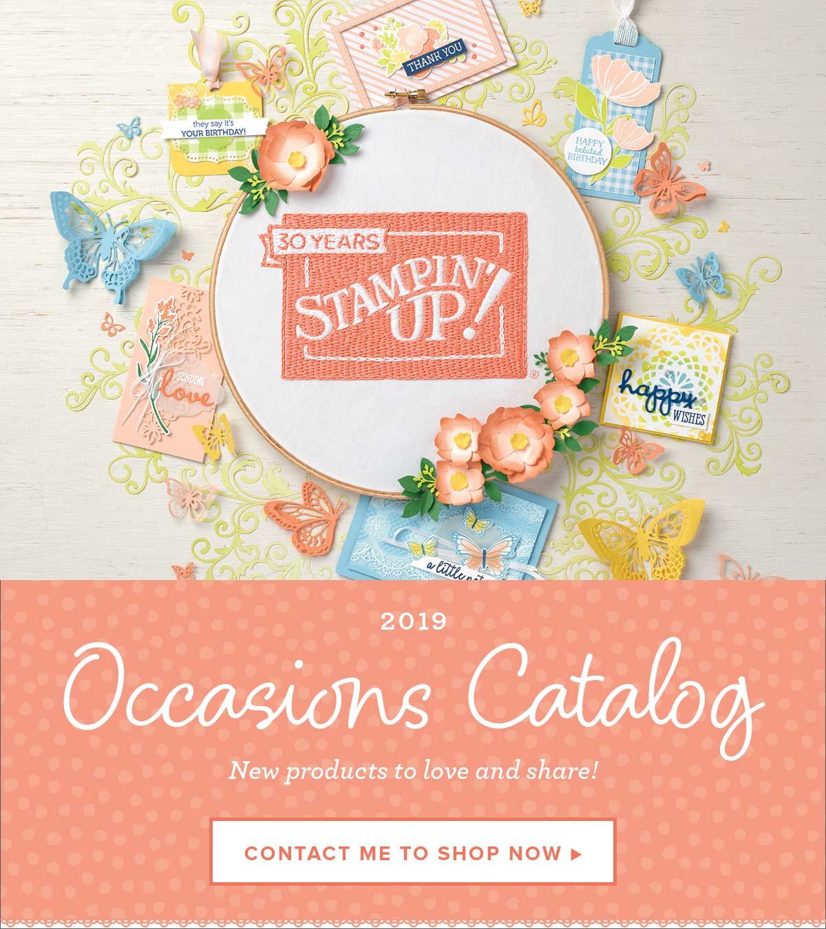 Occasion Catalog