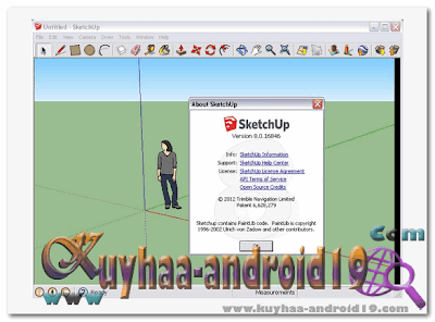 GOOGLE SKETCHUP 8.0.16846 FINAL SILENT
