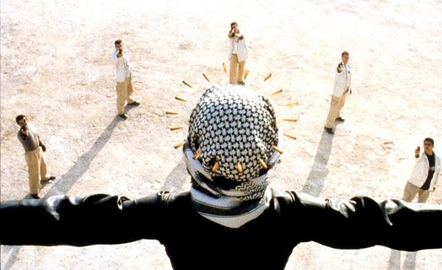 «Божественное вмешательство»,  режиссёр Элиа Сулейман