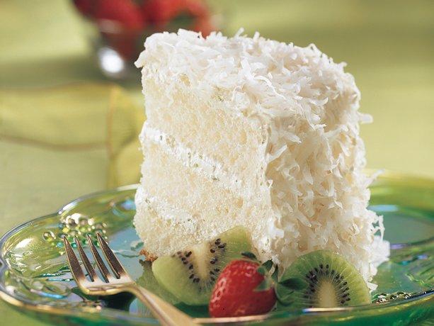 ... Catholic Toolbox: Church Potluck Recipe: Key Lime Coconut Angel Cake