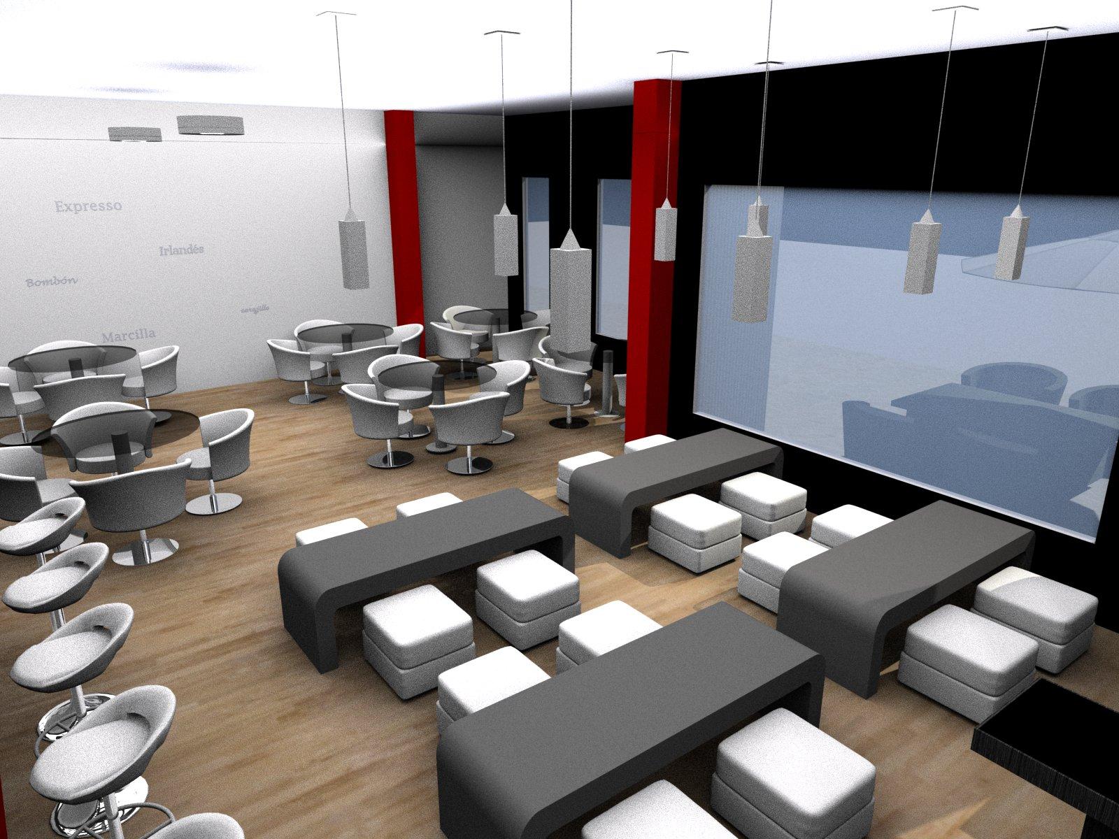 Dise o de interiores escuela de arte de motril propuesta - Proyecto diseno de interiores ...