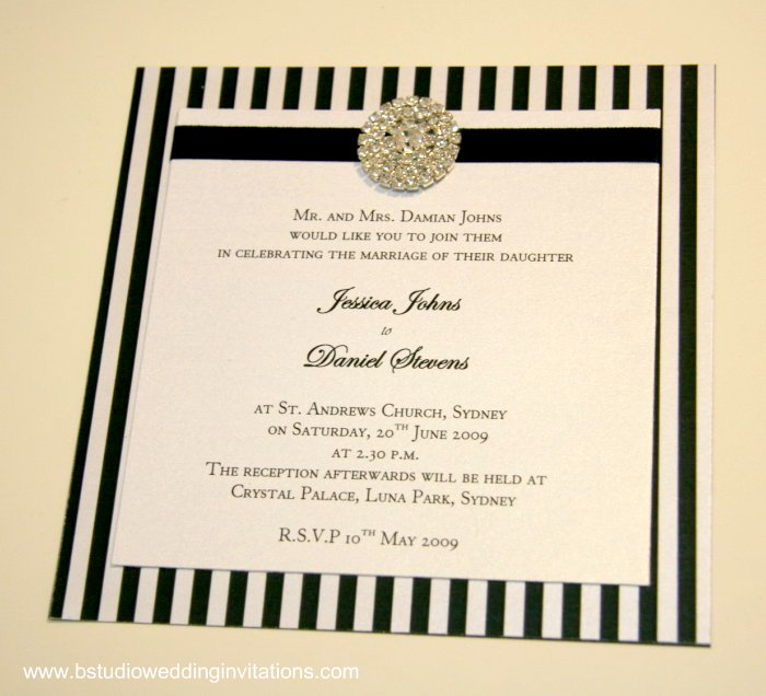 A touch of Luxe: Wedding- inspiration: wedding invitations