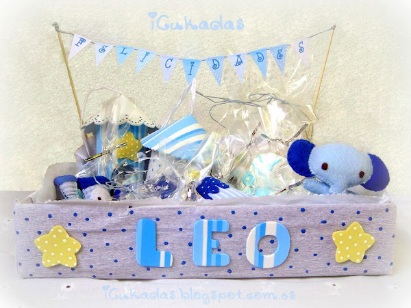 Cesta Baby Shower
