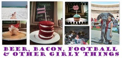 Beer, Bacon, Football and other Girly Things
