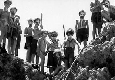 an overview of the children in the novel lord of the flies by william golding Many readings of the novel claimed that lord of the flies dramatizes the  2 plot overview in the midst of  lord of the flies william golding.
