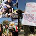 Repudio contra el presidente de Irán
